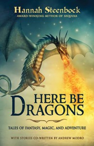 """""""Here be Dragons"""" Cover"""