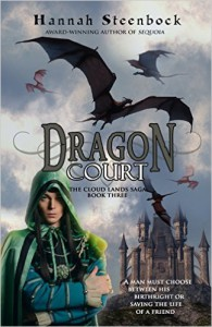 "Cover ""Dragon Court"""
