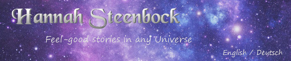 Hannah Steenbock Feel-good stories in any Universe