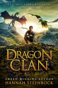 """Dragon Clan"" Cover"