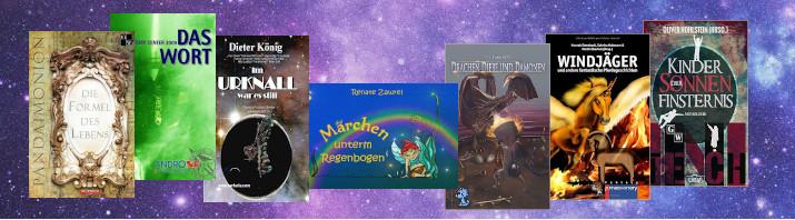 Kurzgeschichten - short stories in these books