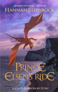 """Get your free copy of """"Prince Elsen's Ride""""."""
