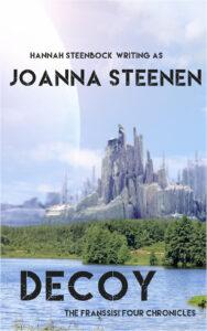 Joanna Steenen - Decoy Cover
