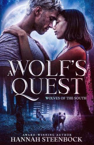 First book in my werewolf fantasy series - A Wolf's Quest